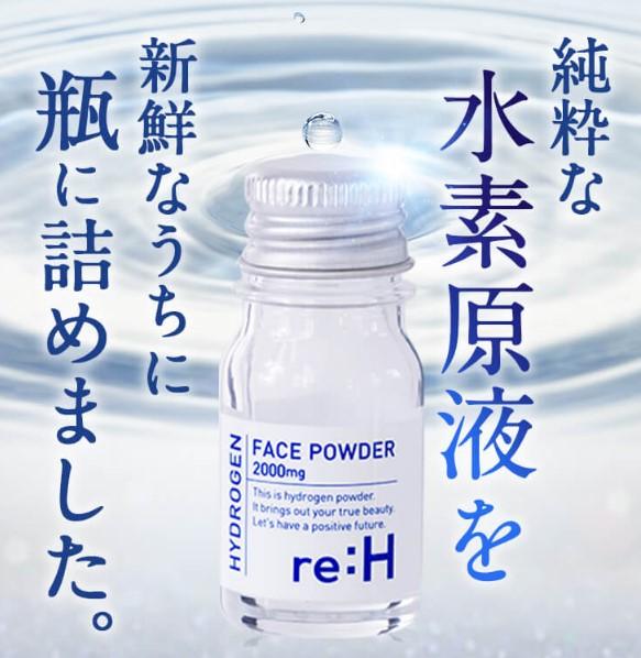 re:H(リエイチ) 副作用