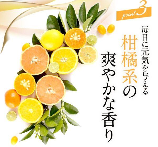 Ctrus(シートラス) 匂い・使用感