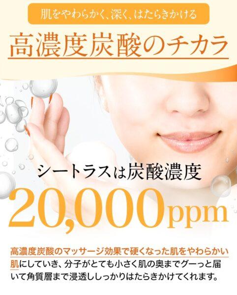Ctrus(シートラス) 敏感肌 副作用2